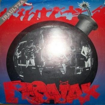 Etsaiak - 1993 - Iraultza