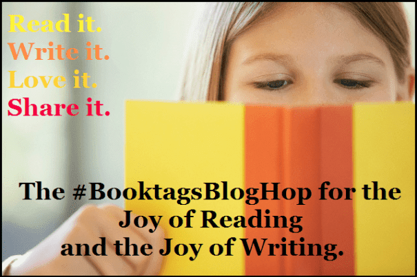 Toi Thomas' Joy of Reading bloghop
