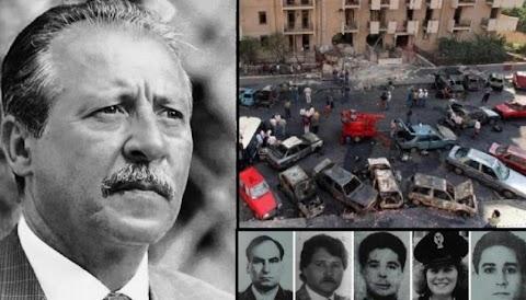 In ricordo del Giudice Paolo Borsellino         20/07/2020