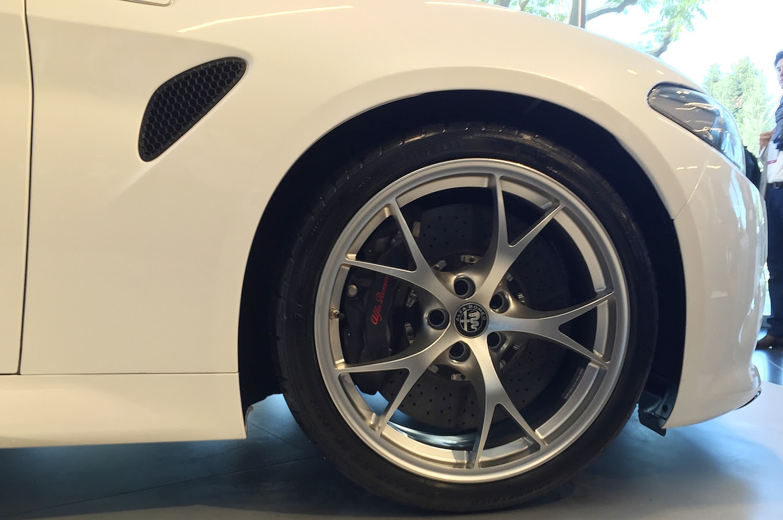 Alfa Romeo Giulia Sedan Debuts, Quadrifoglio Variant Makes