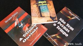 Frankfurter Buchmesse, Gociante Patissa, Schriftsteller aus Angola