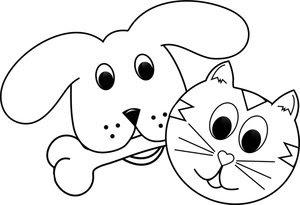 Dibujos Gratis Para Colorear De Perros Y Gatos Ideas Consejos