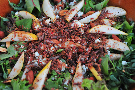 Beef Jerky As a Salad Topper - Mountain America Jerky