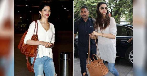 Deepika Owns A Series Of Fashionable Handbags And Their Price Tag Is Jaw-Dropping