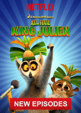 All Hail King Julien - Season 4