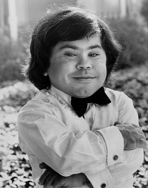 Birthday of Hervé Villechaize from 'The Man with the Golden Gun' [1943] | The James Bond Dossier