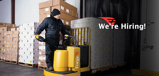 Indianapolis, IN - Now Hiring for Reach Truck Forklift Operators / $14/hr and up / All Shifts Available - Forge Industrial Staffing