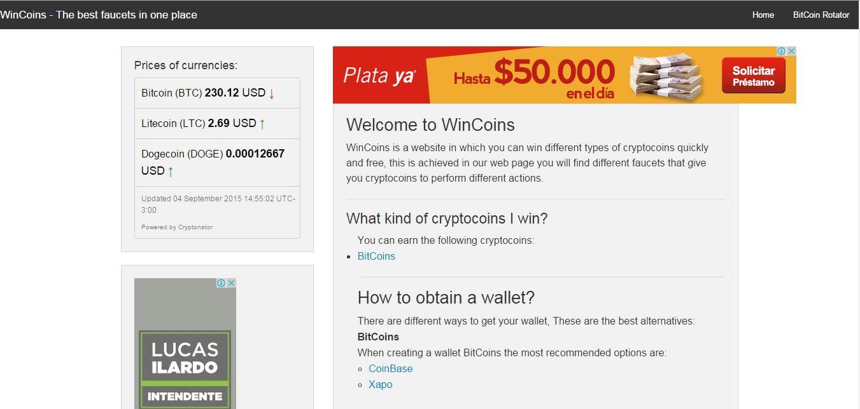 Nemokamai Bitcoin