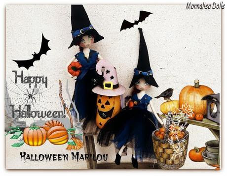 Autunm & Halloween Marilou