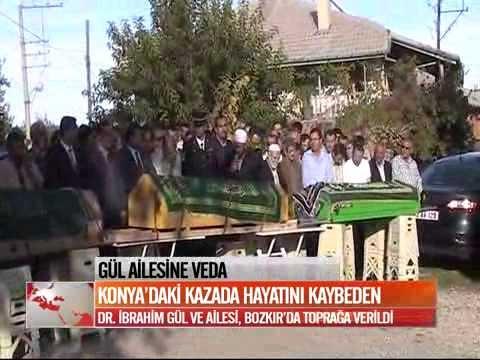 Aliçerçi Köyünde Gül ailesine veda Kontv Haber