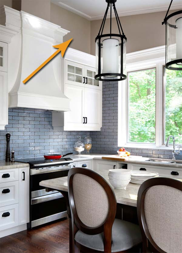 20 Stylish and Budget-friendly Ways to Decorate Above ...