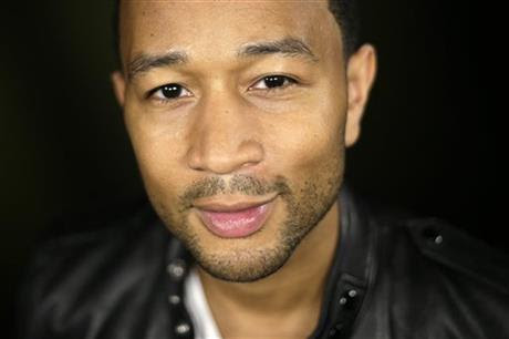 Q&A: John Legend on music, wedding, Kanye, Syria