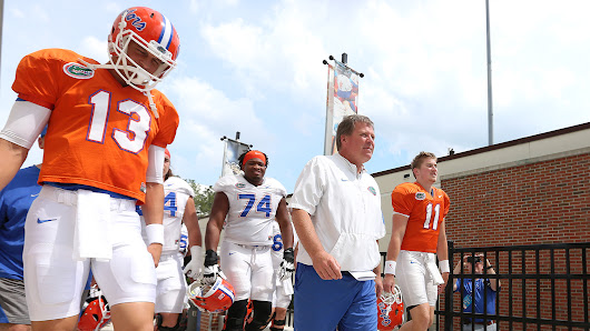 Gators Spring Football Special Presented by Sunniland Premieres Tuesday