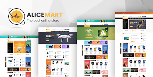 Download VG Alice - Multipurpose Responsive eCommerce Theme nulled | OXO-NULLED