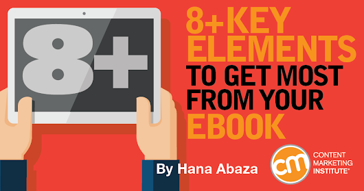 8+ Key Elements to Get the Most from Your eBook