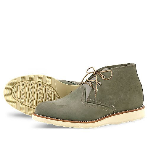 Men's Red Wing 3144 Work Chukka Heritage Lifestyle (7.5)