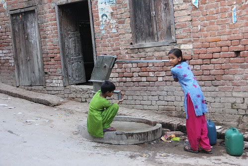 Lucknow Water Woes by firoze shakir photographerno1