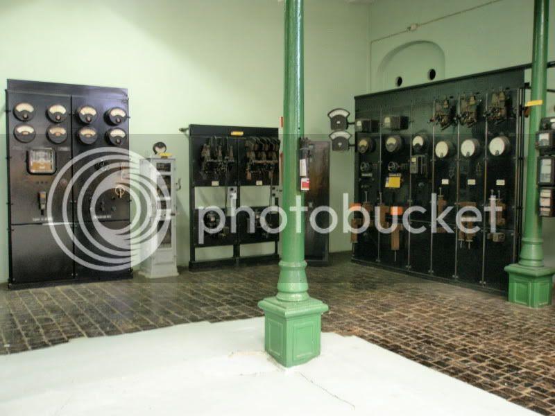 Sala de generadores