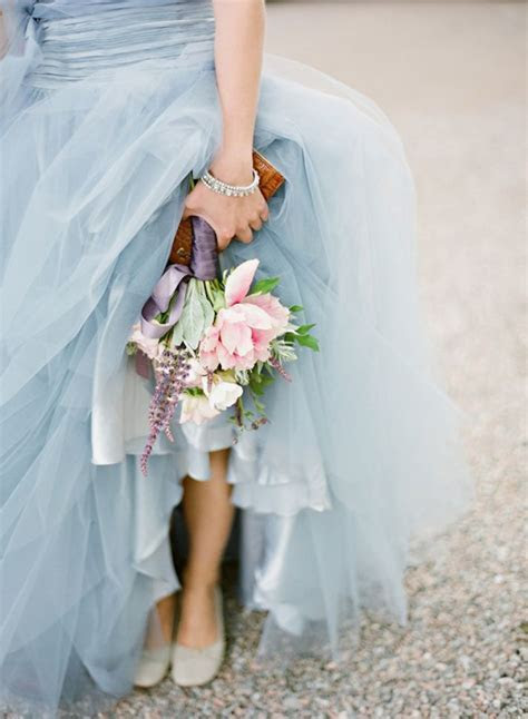Is Blue the New Blush?   OneWed