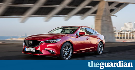 Mazda 6: car review | Martin Love | Technology | The Guardian