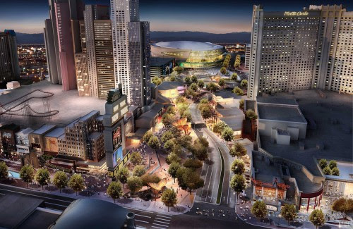 MGM Resorts unveils 'The Park' concept in Las Vegas