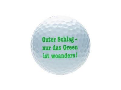 Golf Sprüche
