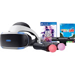 Sony - PlayStation VR Blood & Truth and Everybody's Golf VR Bundle