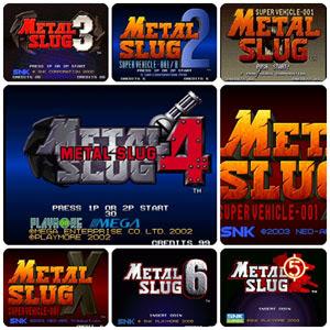 نتيجة بحث الصور عن all metal slug games