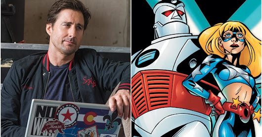 "Stargirl: Luke Wilson Joins DC Universe Series as Pat ""Stripesy"" Dugan"
