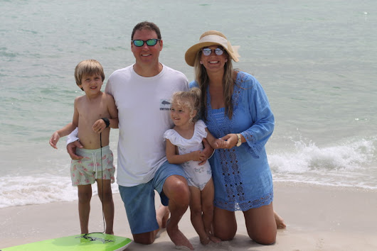 Our Anniversary Weekend in Rosemary Beach - Home of Malones