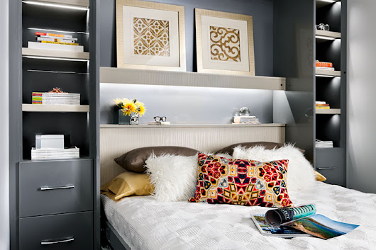 7 Smart Ways To Reclaim And Organize Your Bedroom