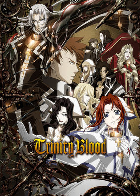 Trinity Blood - Season 1