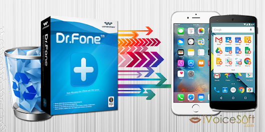 Dr. Fone Review: An Effective Data Recovery Solution for iOS and Android - iVoicesoft.com