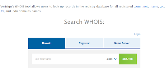 Whois: cos'è e come utilizzarlo - InternetPost.it