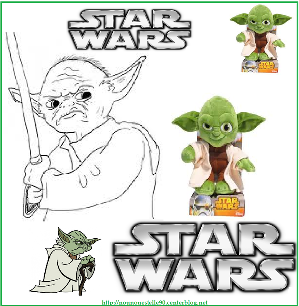 Coloriages Star Wars