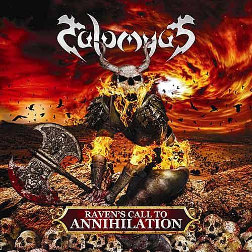 Talamyus - Raven's Call to Annihilation