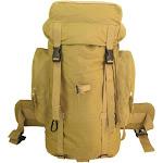 "Explorer Tactical 24"" Giant Hiking Camping Backpack Tan"