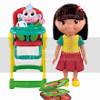 Did you know Canada?: Dora the Explorer Snack Time for Baby Boots