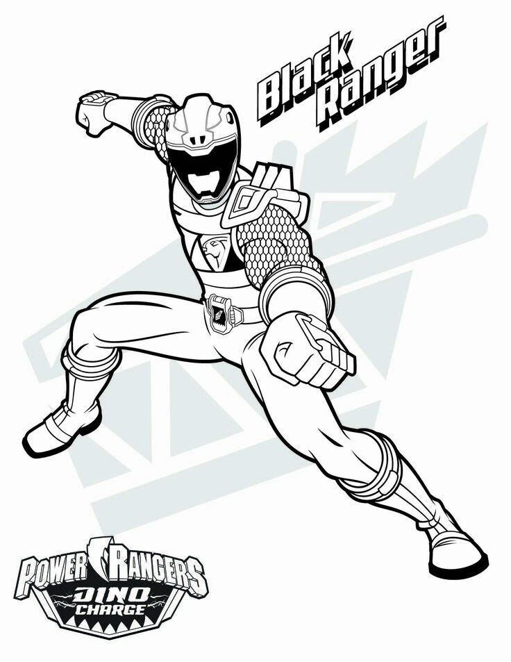 Power Rangers Dino Charge Drawing At Getdrawingscom Free For