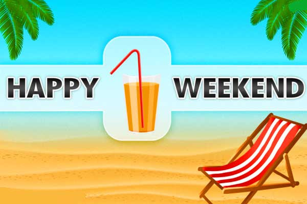122 Happy Weekend Quotes Messages Photos Pictures