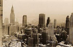 Midtown Manhattan, New York City, from Rockefe...