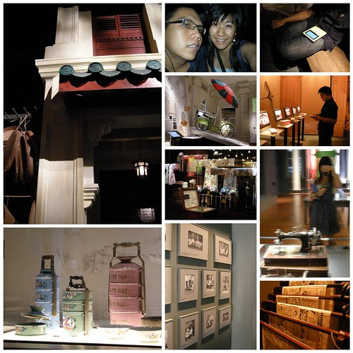 National museum singapore + novus cafe