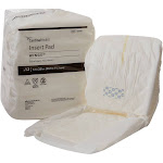Simplicity Incontinence Liner Extra Heavy 12 X 28 Inch   SimplyMedical.com