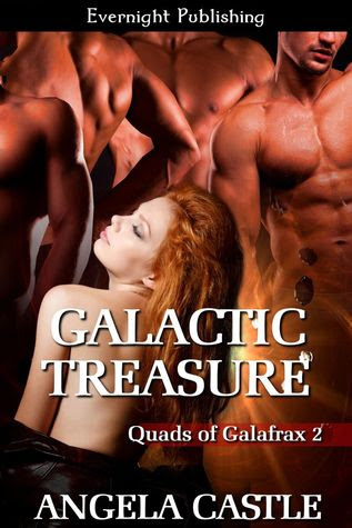 Galactic Treasure (Quads of Galafrax #2)