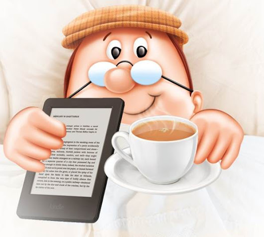 Win Tetley Tea and an Amazon Kindle