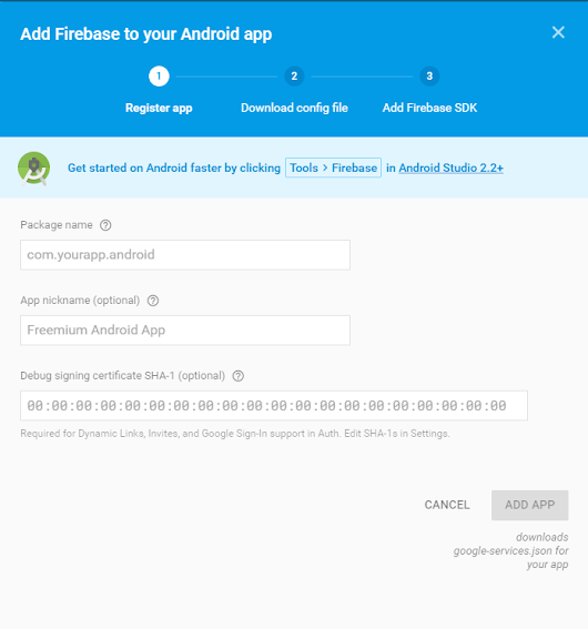 Firebase Authentication In Android - Android Gig