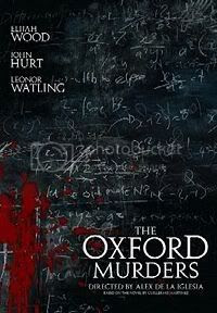 The Oxford Murders - Poster