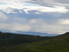 Alaska - Cook Inlet from Arctic Valley