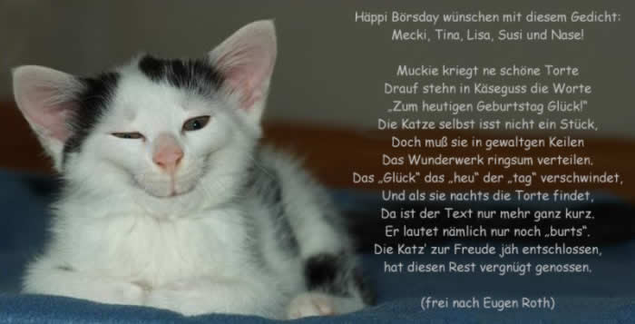 Gedicht Geburtstag Die Null Katie Andronikashvili