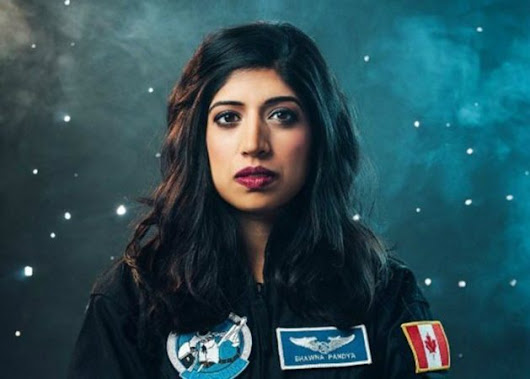 "Meet Dr. Shawna Pandya, The Third ""Wonder Woman"" from Indian-Origin to step into Space - Gadget Lite"